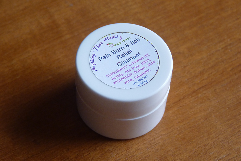Pain Itch And Burn Relief Ointment Health And Wellness Store