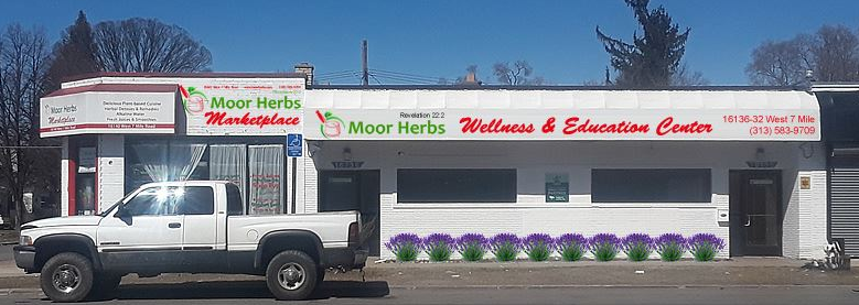 What's New At Moor Herbs?