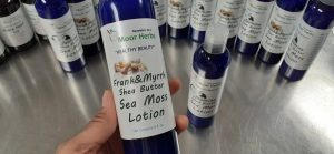 frank myrrh sea moss lotion
